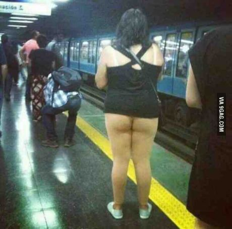 Tan leggings are not for everyone