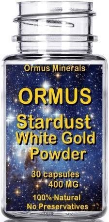ormus white powder gold MONATOMIC GOLD 30 Count $25