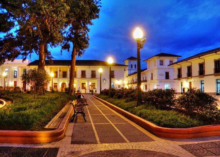Popayán - La ciudad blanca de #Colombia