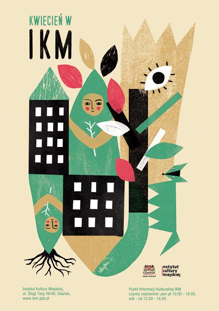 April 2014, projekt/design: Joanna Grochocka (IDEYKA)