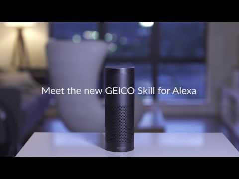 A Smartphone Using Geico Mobile S Virtual Assistant Virtual