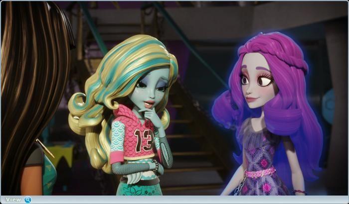 Liceul Monștrilor: Electrizează-mă (2017): Liceul Monștrilor: Electrizează-mă - Monster High: Electrified (2017) Film… #desene_animate