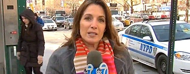 "News reporter Lisa Colagrossi dies of brain aneurysm (WABC, Channel 7) Lisa Colagrossi, 49, was in the news van after finishing her live shot when she said ""something is wrong."" 'Oh my God...'"