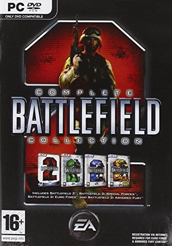 awesome Electronic Arts Battlefield 2 - Juego (PC, PC, Shooter, T (Teen))