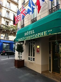 Boutique hotel, St. Christophe, in Paris. Great location.