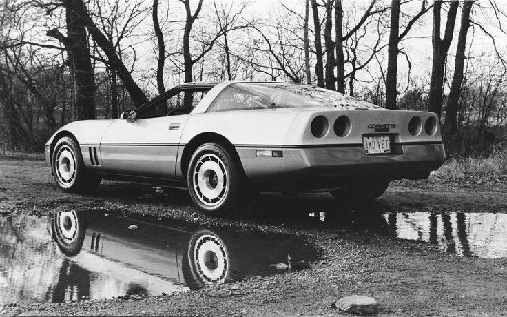 1985 Corvette C4