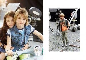 Ropa moderna para niños y niñas de Benetton | De todo Niños