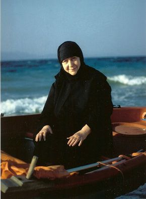 ΑΠΑΝΤΑ ΟΡΘΟΔΟΞΙΑΣ Η Αγια Γεροντισσα Μακρινα της Πορταργιας Βολου (1921-1995)
