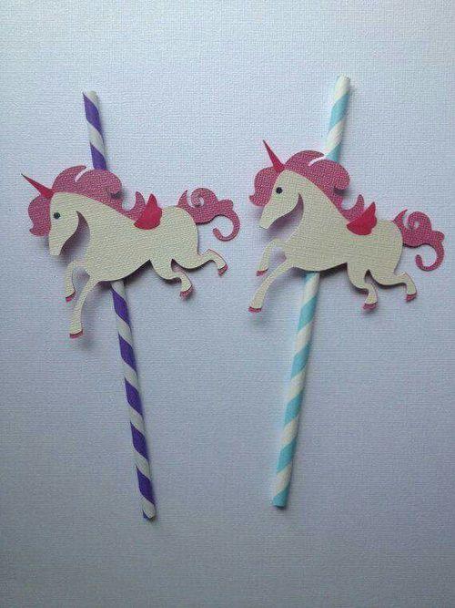 popotes unicornio