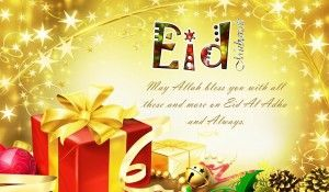 We have come to share with you the Bakri Id/ Eid ul-Adha 2014 Greetings, Wallpapers for all our dear visitors. It is one of the two religious holidays that..