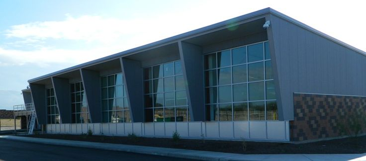 Public Works - Steadfast Structures - Pre-Engineered Metal Building Sales and Installation
