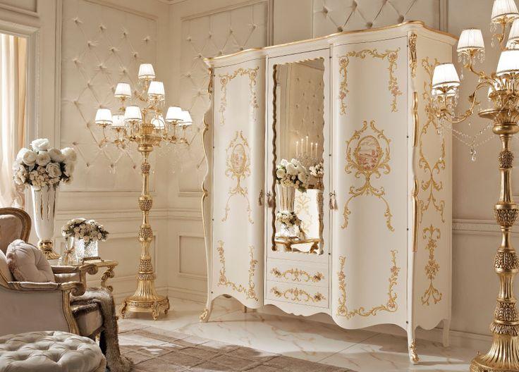 17 migliori idee su mobili in stile country su pinterest - Armadi per bagno classici ...