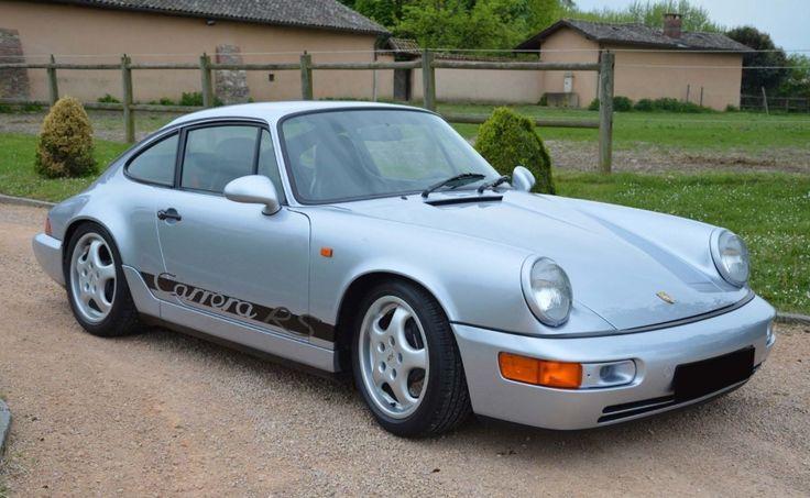 1992 - PORSCHE 964 RS Le succès de la 911 s'est fait grâce à de multiples évolutions du modèle. Sans jamais perdre ses aficionados, la belle a toujours su rester une référence parmi les sportives. C'est… - Aguttes - 20/06/2015