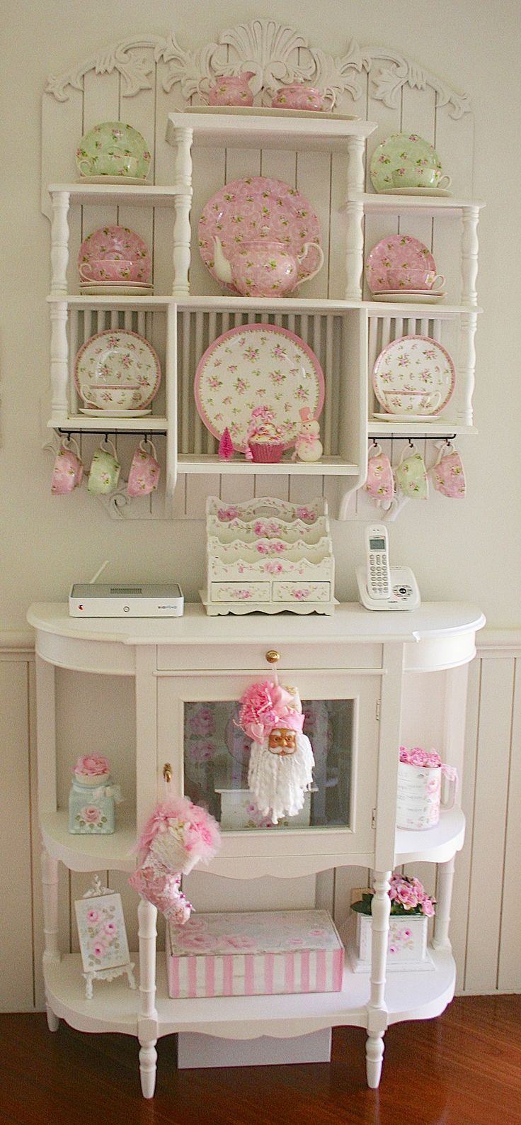 Pink Shabby Chic Dresser: 1621 Best Images About Shabby Chic & Vintage On Pinterest