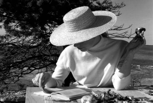 Ingrid Bergman, in Persona, 1966