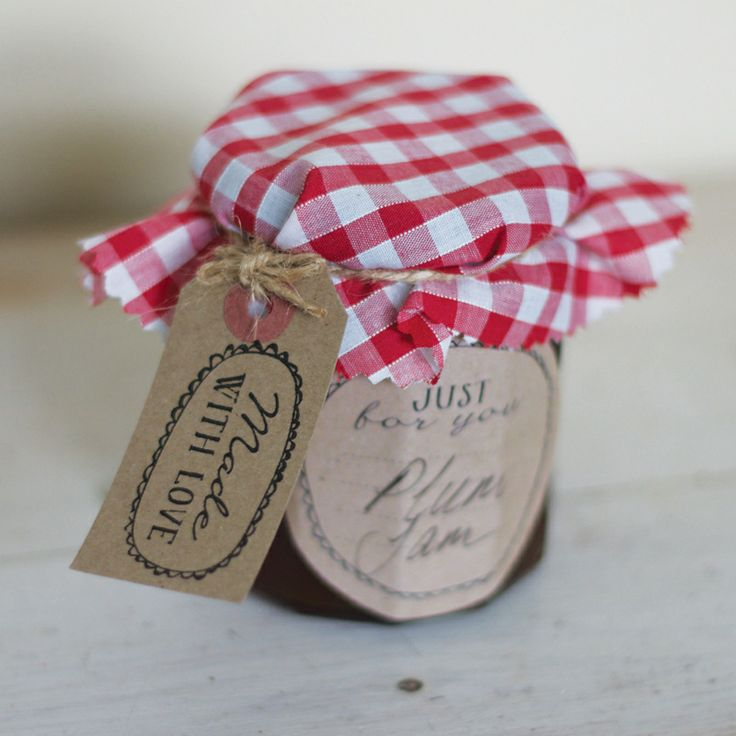 Jam Labelling Kit by Lovely Cuppa £8.00