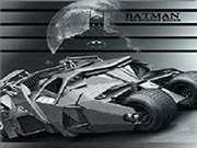 Knight Rider: Batman :http://www.1cargames.net/bike-games/knight-rider-batman/play/