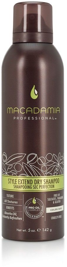 Macadamia Hair Macadamia Professional Style Extend Dry Shampoo