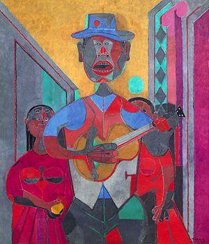 « Le Troubadour » (1945)