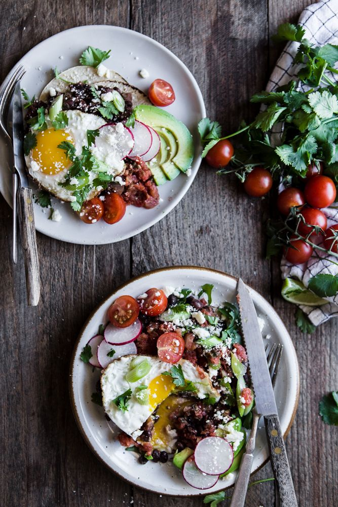 huevos rancheros the modern huevos rancheros summer recipes food ...