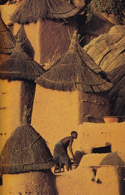 Artagence Architecture Africaine Ethnik Mali #artagence