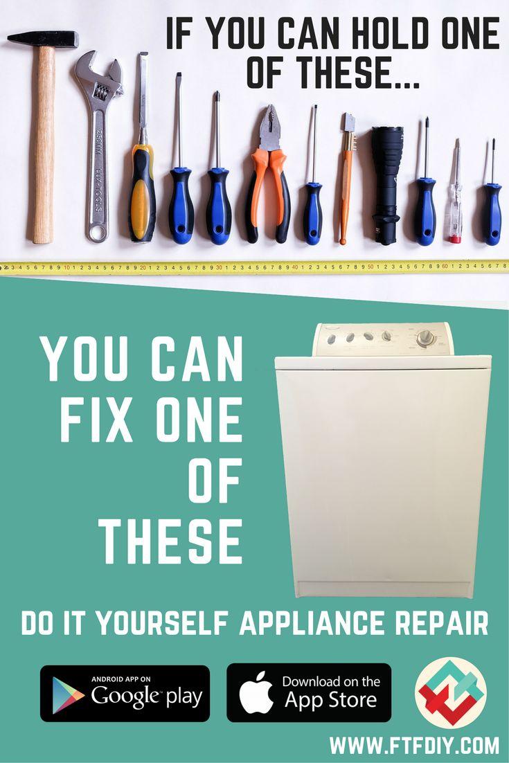 Best 25 Appliance Repair Ideas On Pinterest Diy