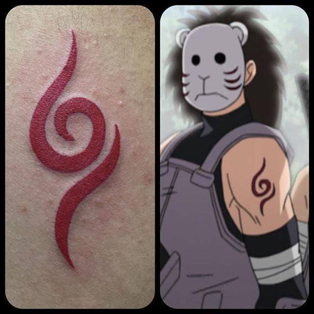 Best 25+ Naruto Tattoo Ideas On Pinterest