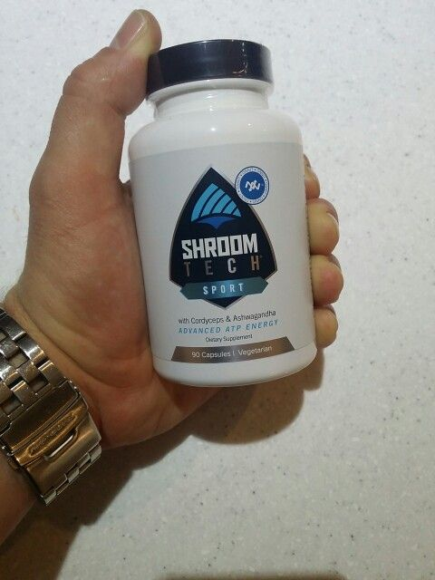 #Onnit shroom tech sports best thing going around for working out