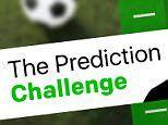 The Prediction Challenge: Chris Sutton vs Paul Newman