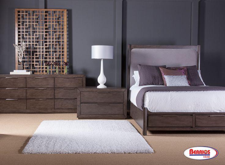 1017 Cambridge Grey Bedroom - Berrios te da más