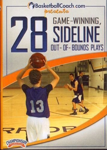 (Rental)-28 Game-Winning Sideline Out of Bounds Plays