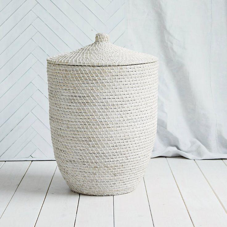 The White Company Alibaba laundry basket