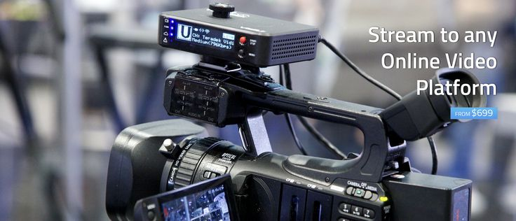 Teradek VidiU HDMI H264 Live Streaming Encoder | Teradek, LLC - Wireless HD Video