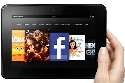 Kindle Fire HD – A Lot of Tablet for the Price