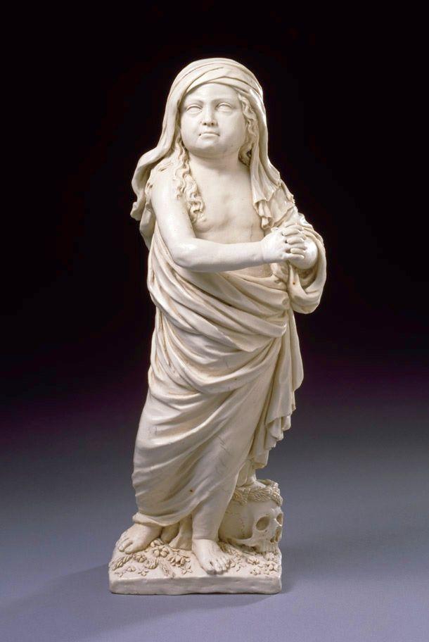 Скульптура Лидии Двайт, 1674 год