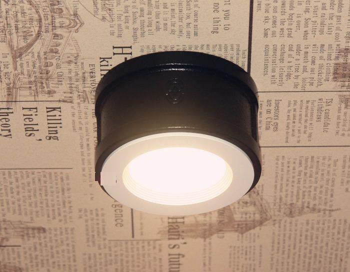 Купить Ретро стиле лофт железной стене бра творческий лампы промышленного старинные из светодиодов настенные светильники домашнее освещение Lamparaи другие товары категории Настенные светильникив магазине JIAMEI LED LIGHTINGнаAliExpress. освещение lamparas и лампочка формы настольная лампа