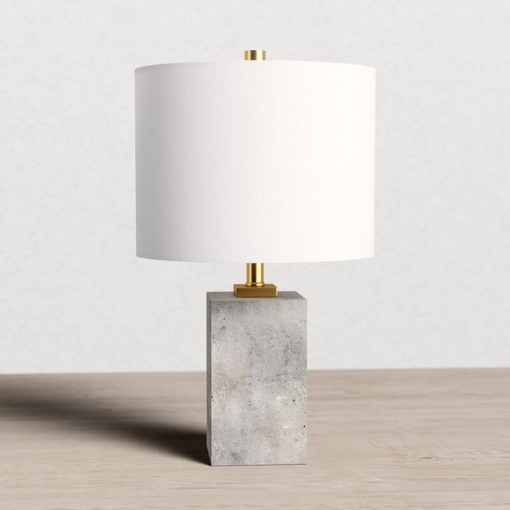 This particular table lamp is seriously a noteworthy design conception. Decor, Table Lamp, Table Lamps For Bedroom, Table, Home Decor, Concrete Lamp, Table Lamp Wood, Concrete Table Lamp, Master Bedrooms Decor