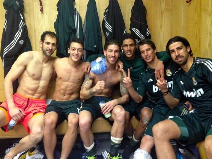 Hala Madrid :)