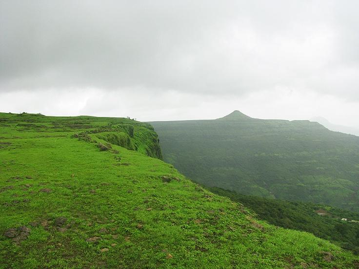 Lohgad from Visapur - India