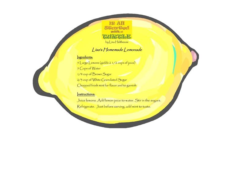 how to make fresh lemonade with real lemons