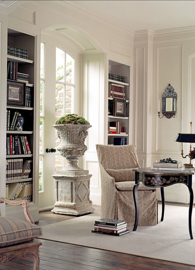 Lovely French Chateau decor.