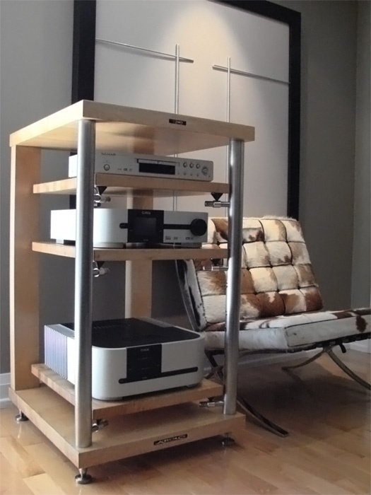 Simple design of audio rack   extrusions and extensions  Too bad  bronze  extrusions are. Best 25  Audio rack ideas on Pinterest   Smart house  Music system
