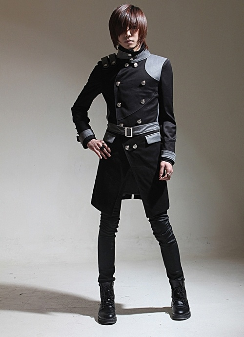 UniformSteampunk Outfit, Steampunk Inspiration