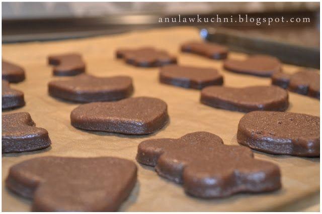 Anula w kuchni: Pierniczki miękkie