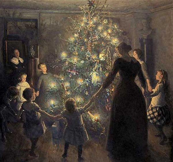 History Of The Christmas Tree Pagan: 17 Best Images About Johansen, Viggo On Pinterest