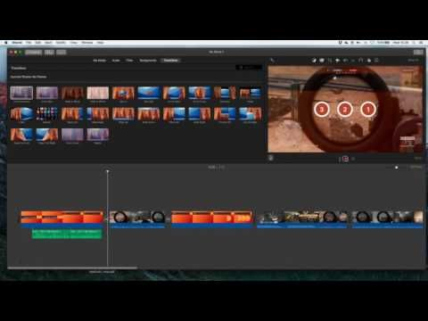 A video on exporting a PowerPoint presentation to iMovie and adding a voice-over track. This is quick way to utilize PowerPoint animation in your iMovie project. How to export a PowerPoint presentation to movie. How to add a voice-over to a movie.