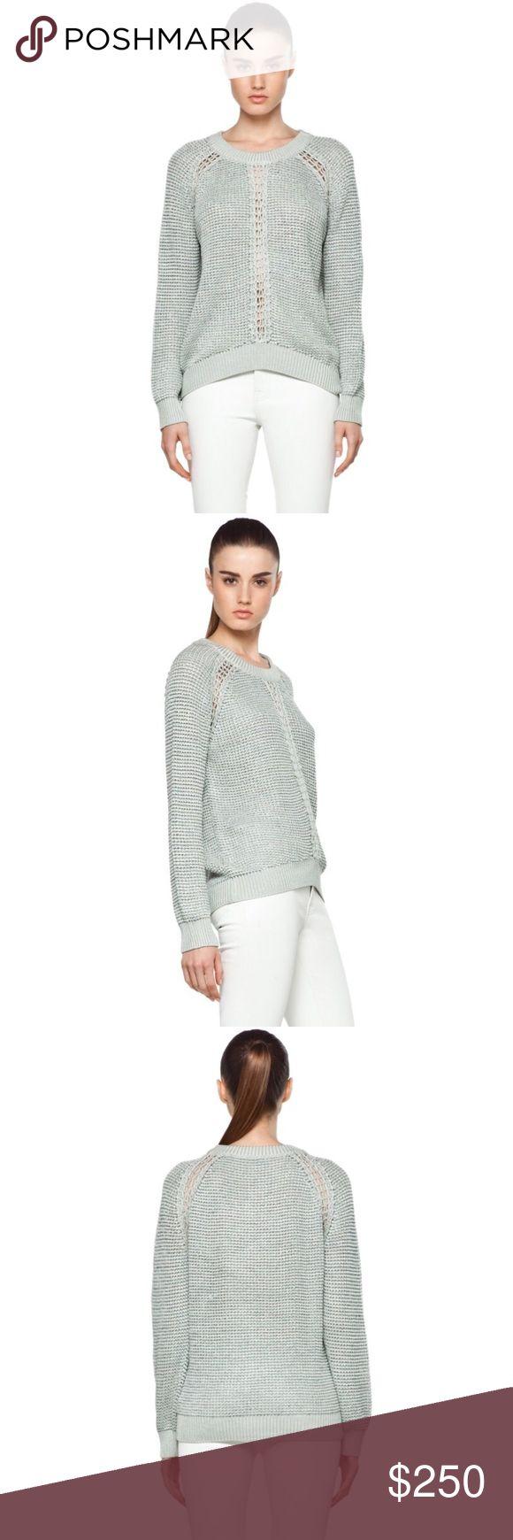Theyskens' Theory Yigly Kyrt Sweater NWOT