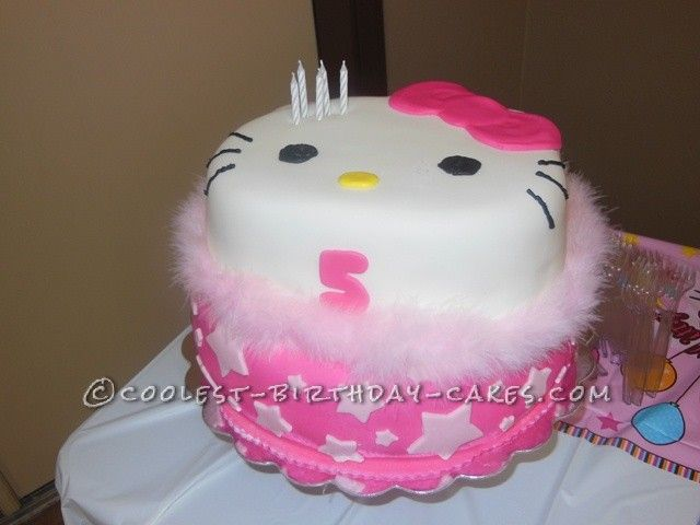 Best Images About Hello Kitty Cake Ideas