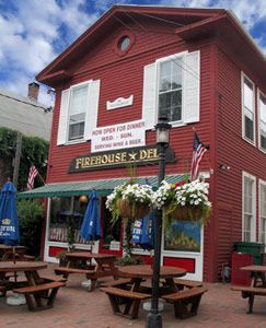 Firehouse Deli (Fairfield, CT). If you're ever in town, stop and grab lunch here, it's one of my favorite spots on the East Coast.