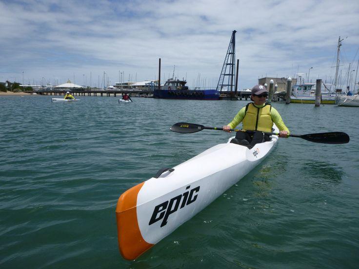 Kayak Shop Store - Learn to Surf Ski and Ocean Kayak - 3 hour course, $90.00 (http://www.kayakshopaustralia.com.au/learn-to-surf-ski-and-ocean-kayak-3-hour-course/)